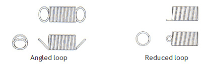 extension springs provided by springcoil